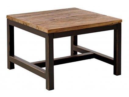 Dřevěný konferenční stolek Kalma 60 cm