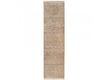 Pískový koberec DUTCHBONE Shisha Forest 67x245 cm