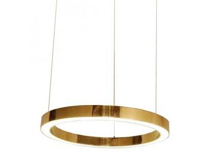 Originální světlo Edeon 40 cm mosazné