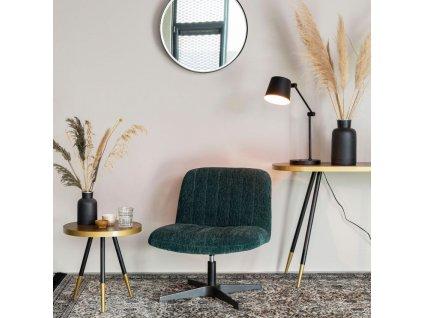 Dřevěný stolek WLL Denise