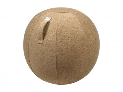 Kávový sedací / gymnastický míč VLUV STOV Ø 75