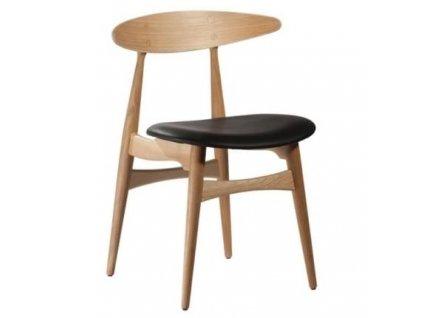 Židle Harris, přírodní