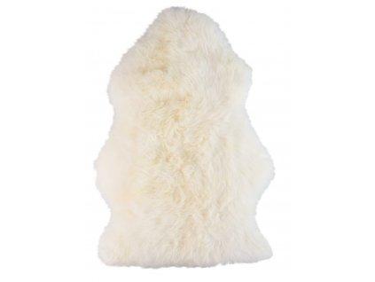Bílá ovčí kůže WLL Shirley