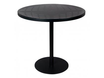 Černý jídelní stůl ZUIVER ALBERT