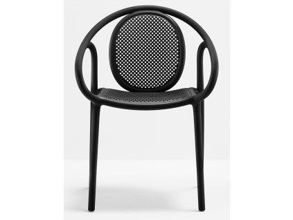 Židle Remind 3735, tmavě šedá