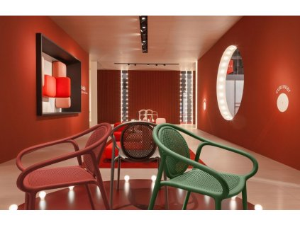 Židle Remind 3735, červená