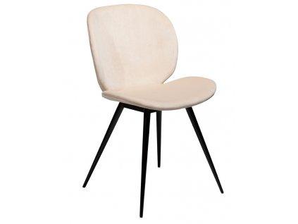 Sametová židle DanForm Cloud