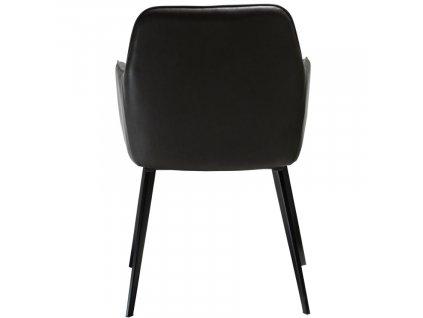 Šedá vintage židle DanForm Embrace