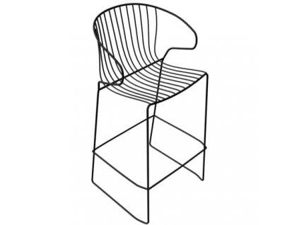 Barová židle Bolonia 106 cm