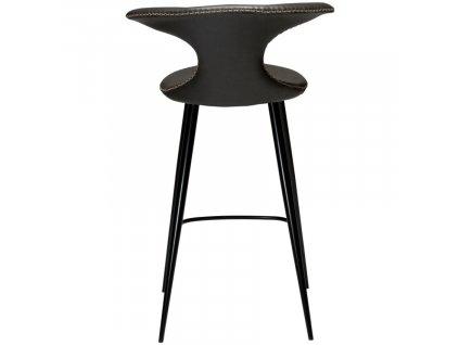 Šedá barová židle DanForm Flair