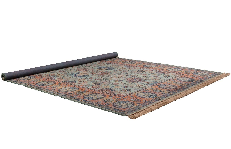 Zelený koberec DUTCHBONE BID 170x240 cm