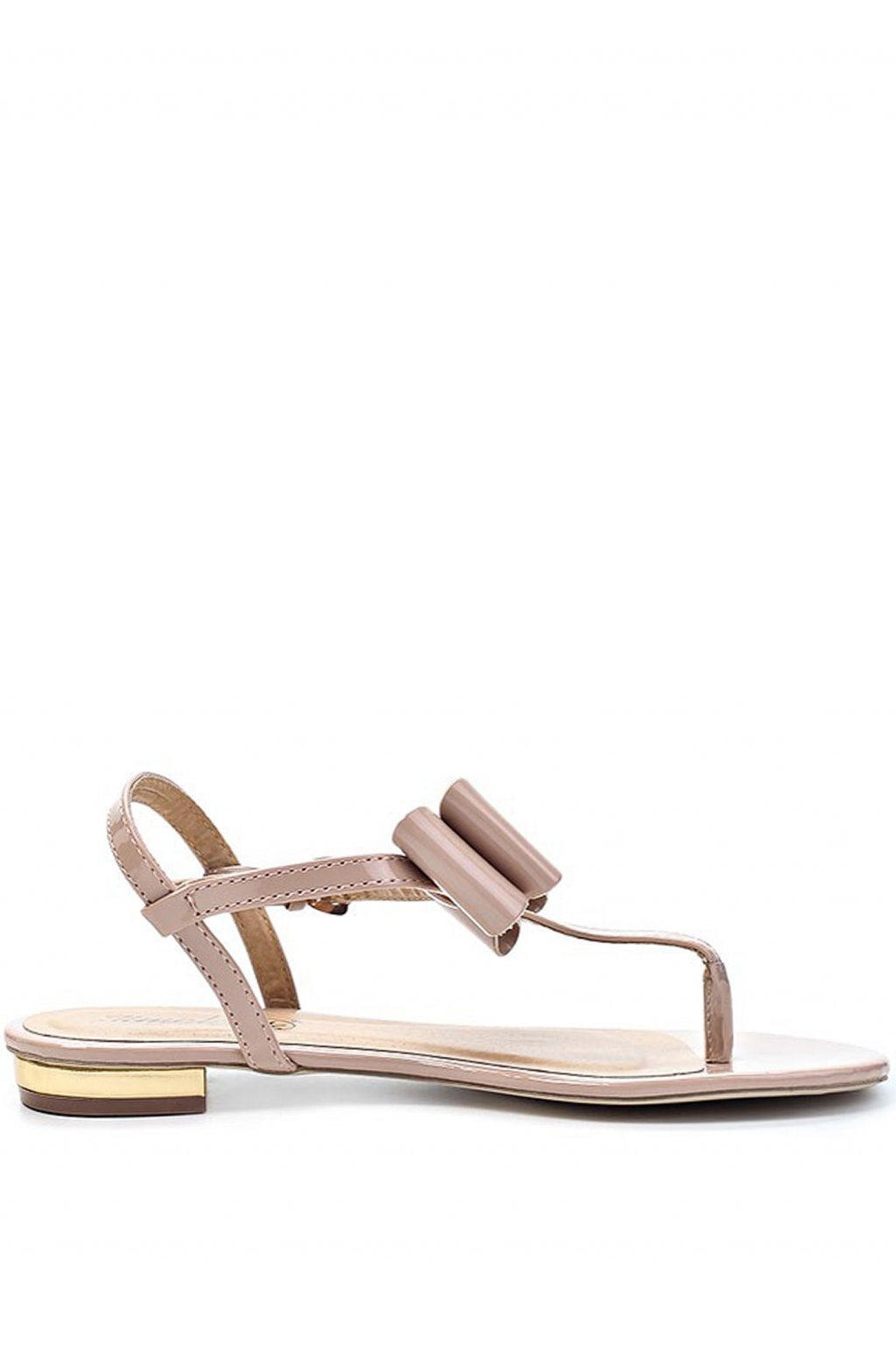 Krémové sandálky Timeless Olala