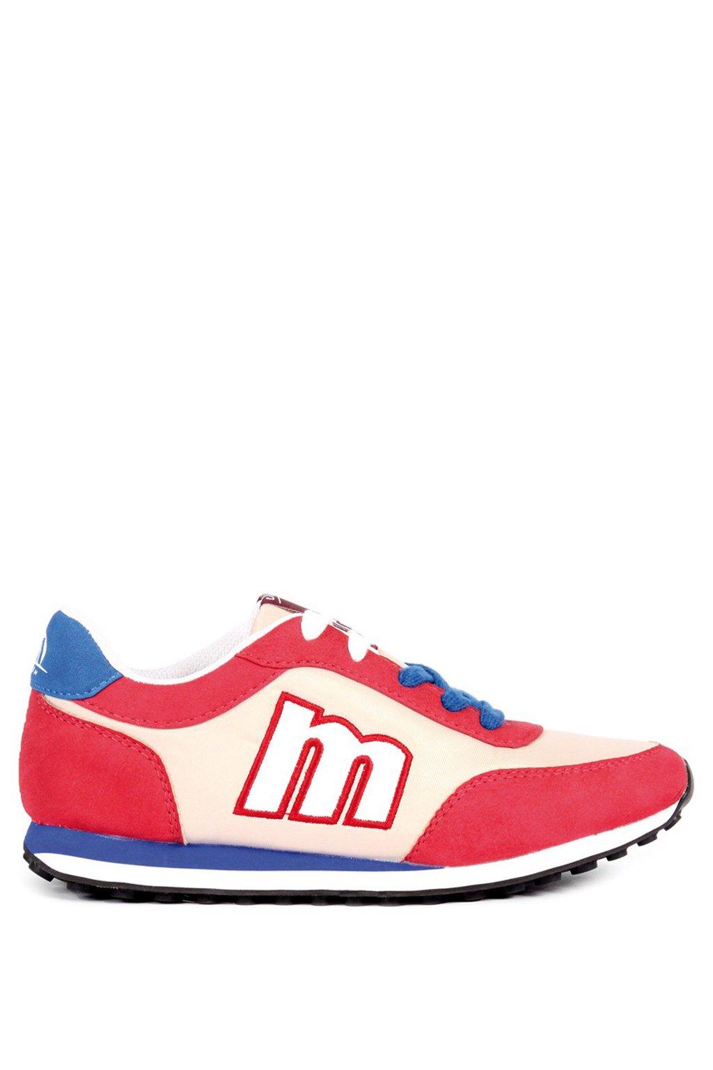 Červené španělské tenisky MTNG
