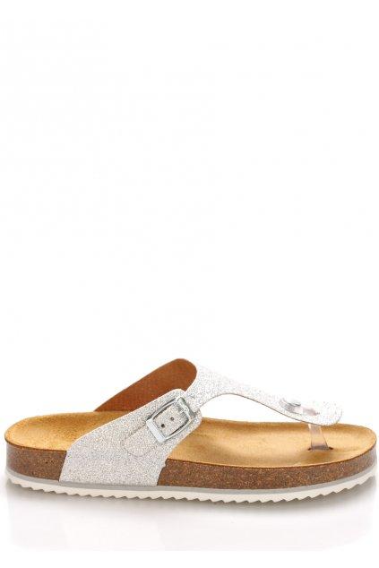 stribrne kozene zdravotni pantofle emma shoes1