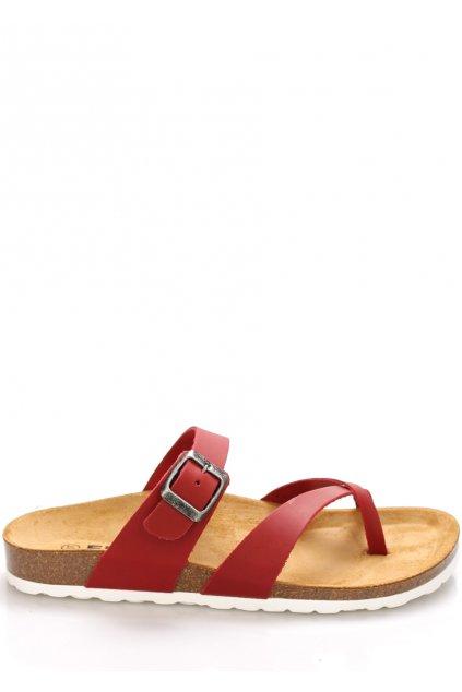 cervene kozene zdravotni pantofle emma shoes1