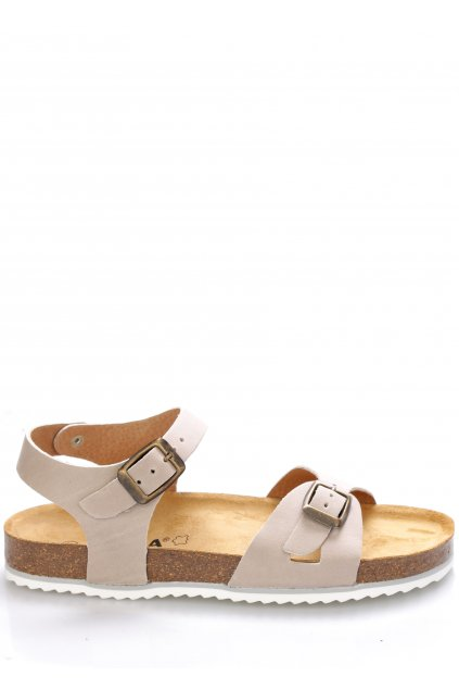 bezove kozene zdravotni sandaly emma shoes1