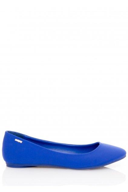 Modré balerínky MTNG