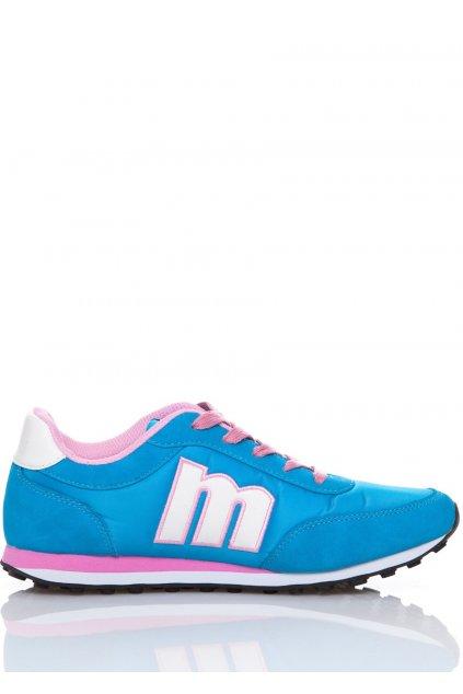 Modré španělské tenisky MTNG