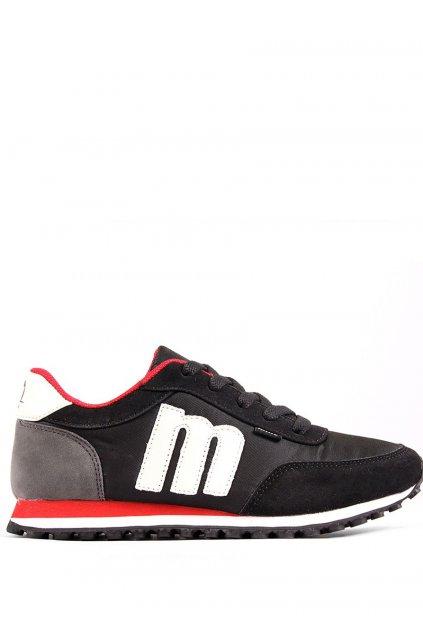 Černé španělské tenisky MTNG