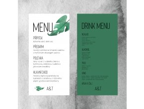 sada menu/drink