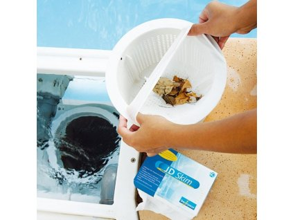 pre filtre piscine jd skim