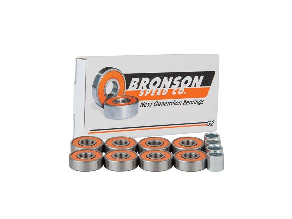 bronson g2 bearings 2