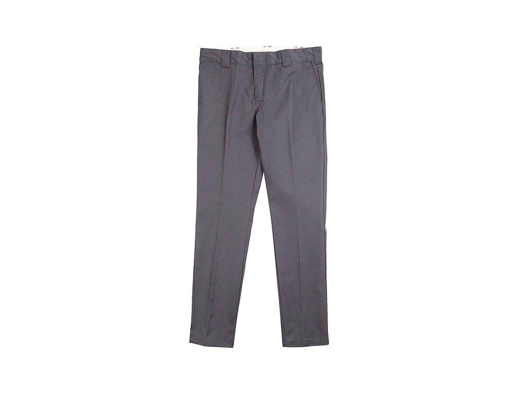 dickies Slim Fit Work Pnt charcoal grey 1