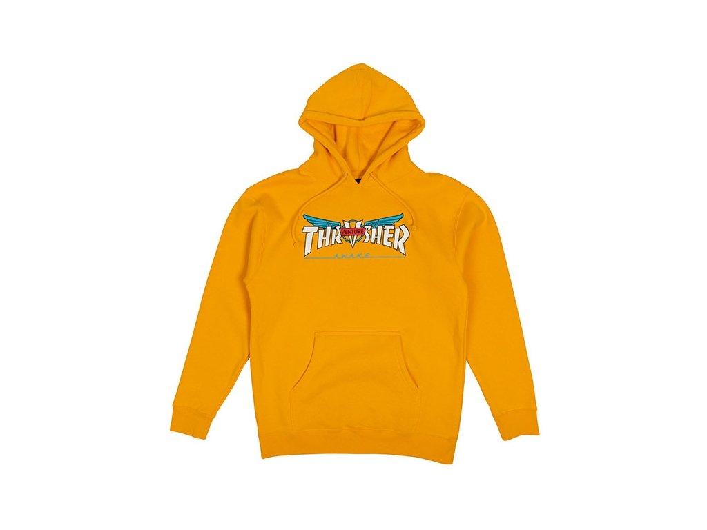 venturecollab gold hoodie photo1 650px