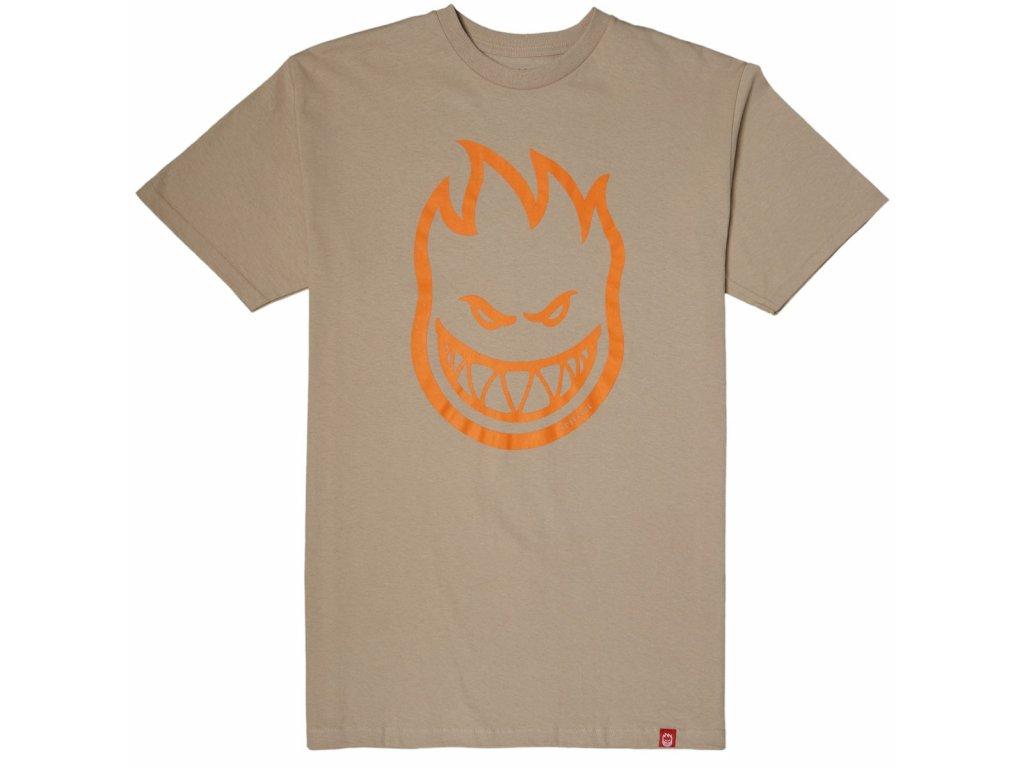 Spitfire - Bighead - brown/orange