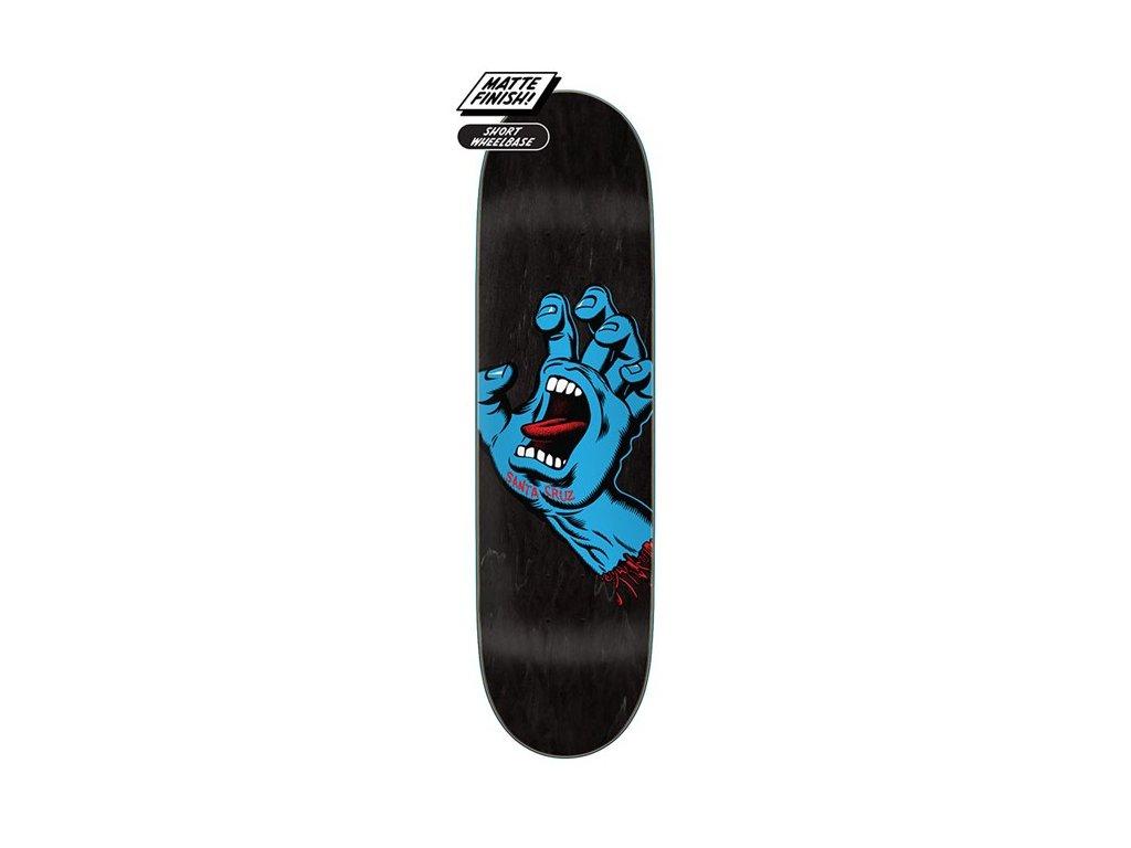 SANTA CRUZ - Screaming Hand 8.60in x 31.95in
