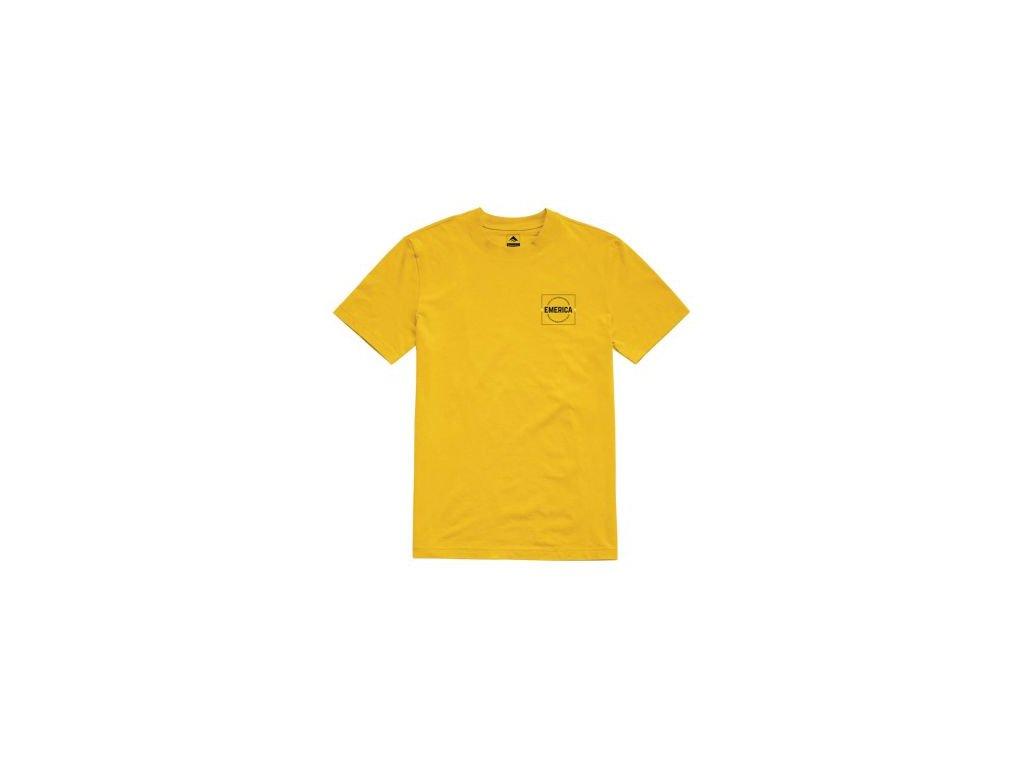 emerica statement gold andriko t shirt 1