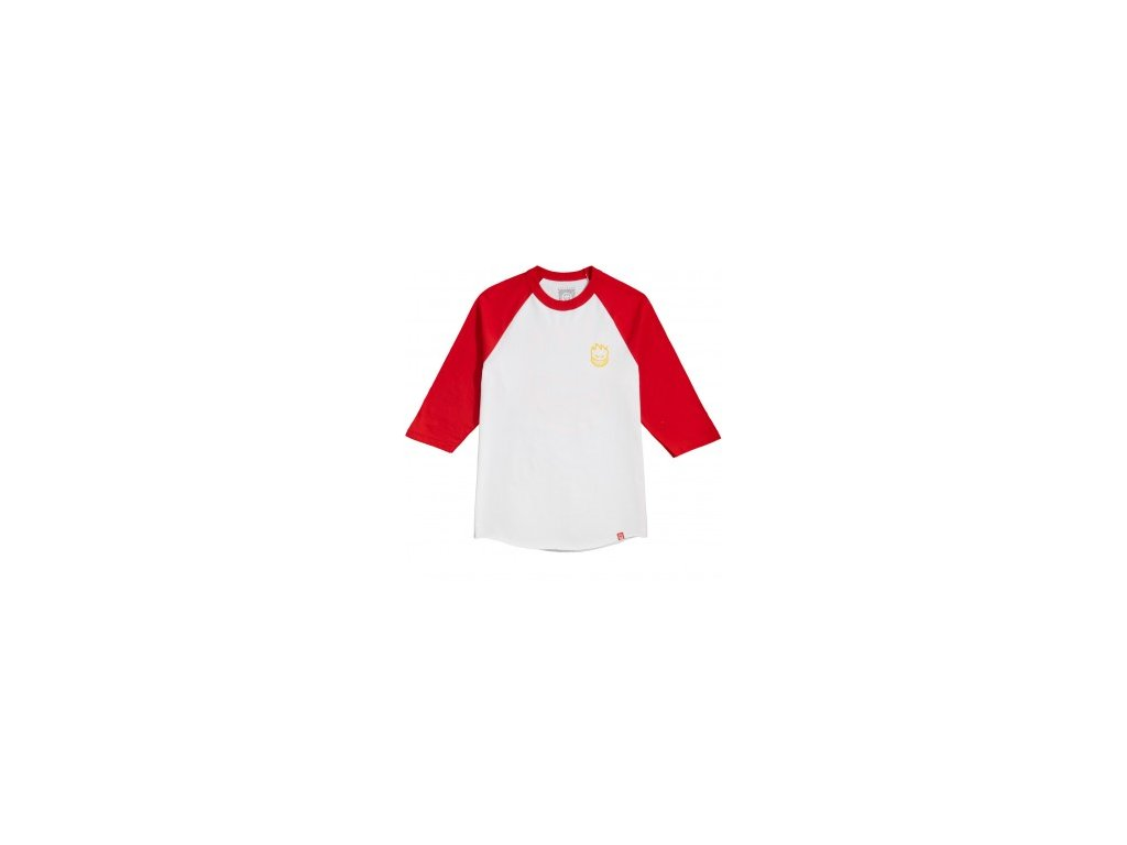 Spitfire - Bighead DBL 3/4  - red/white