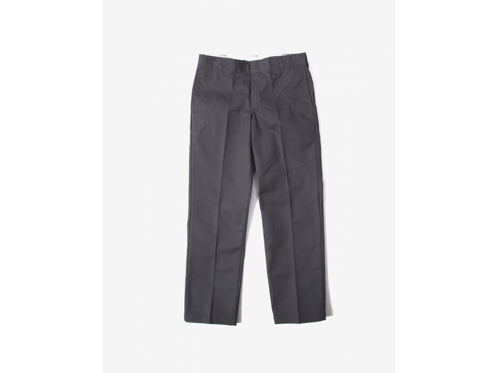 Dickies 873 Slim Straight Pants Charcoal