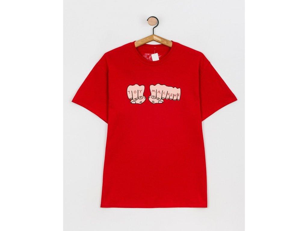 1235162 toy machine fists tshirt red w1920w (2)