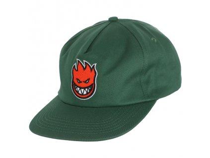 Spitfire Bighead Fill Hat 2021 Green 1