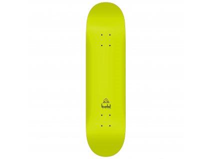 rd krooked skateboards ikons pp deck 8.25 green