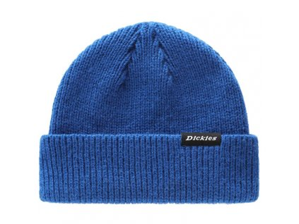 dickies woodworth beanie true blue 00