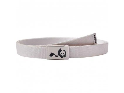 enjoi web belt off white