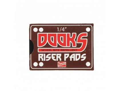products dooks 0.25 inch riser 1
