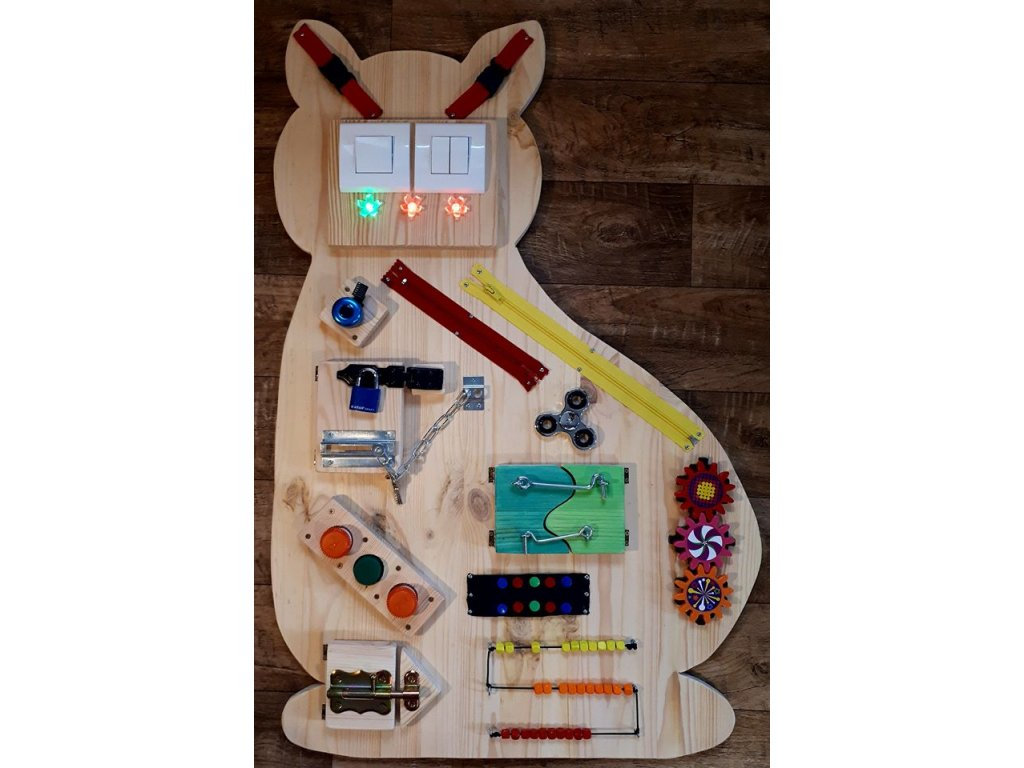 activity board kocicka