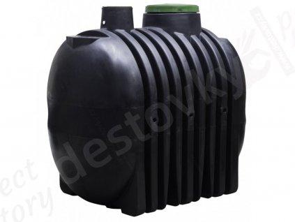 Akumulační plastová nádrž na dešťovou vodu Water-line 4000l  Akumulační plastová nádrž na dešťovou vodu Water-line 4000l