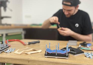 Vyrob si vlastní fingerboard!