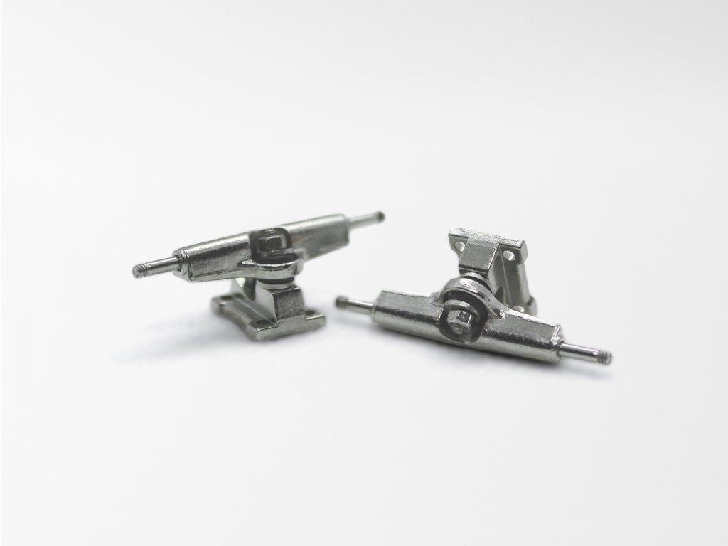 Fingerboard trucky Regular - Stříbrné