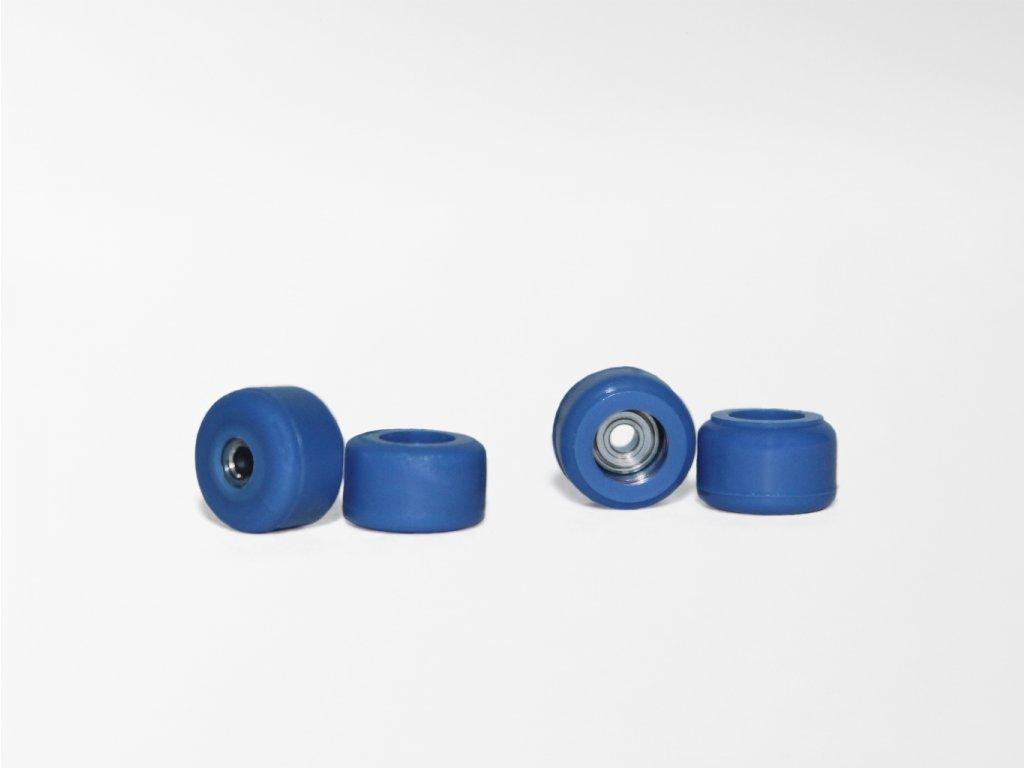 Fingerboard kolečka - Tmavě modrá