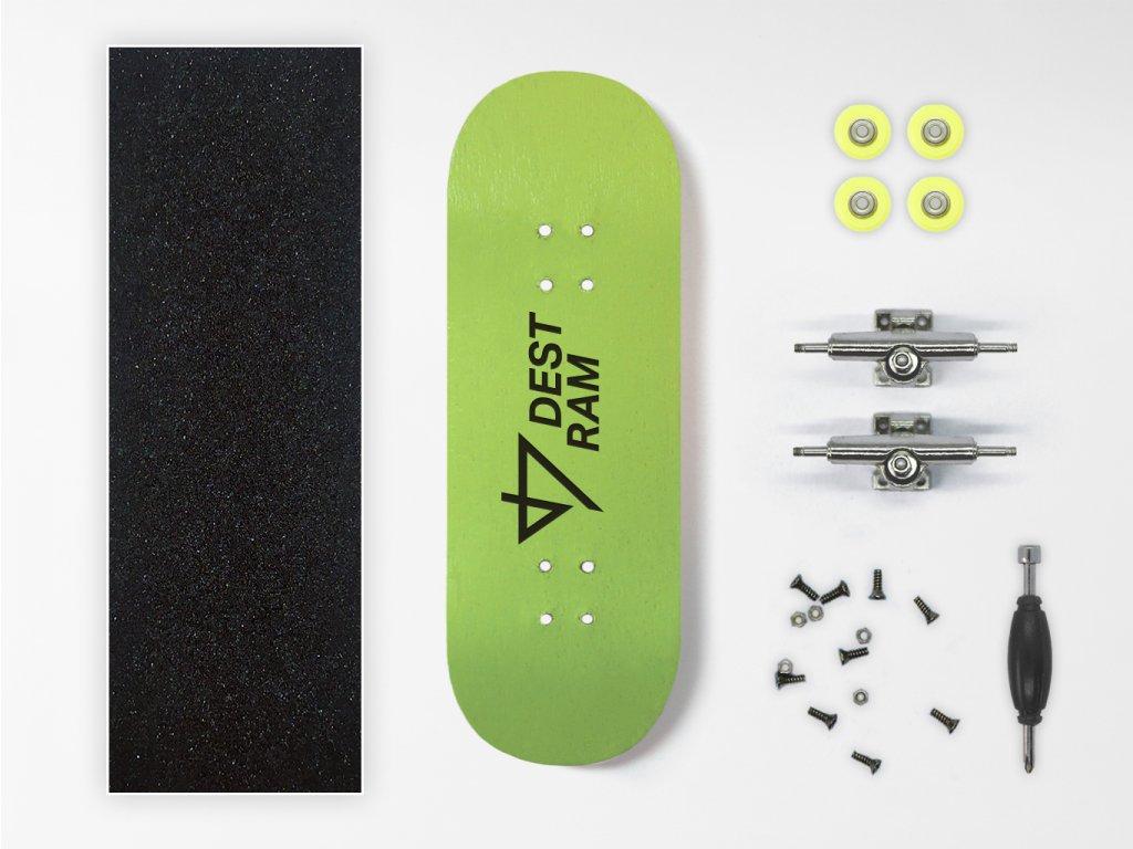 Dřevěný fingerboard komplet Destram ORIGINIAL