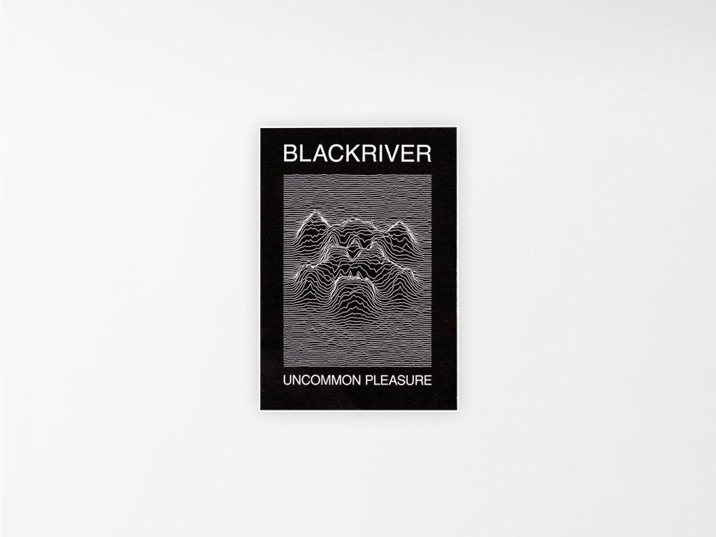 Samolepka Blackriver Uncommon pleasure