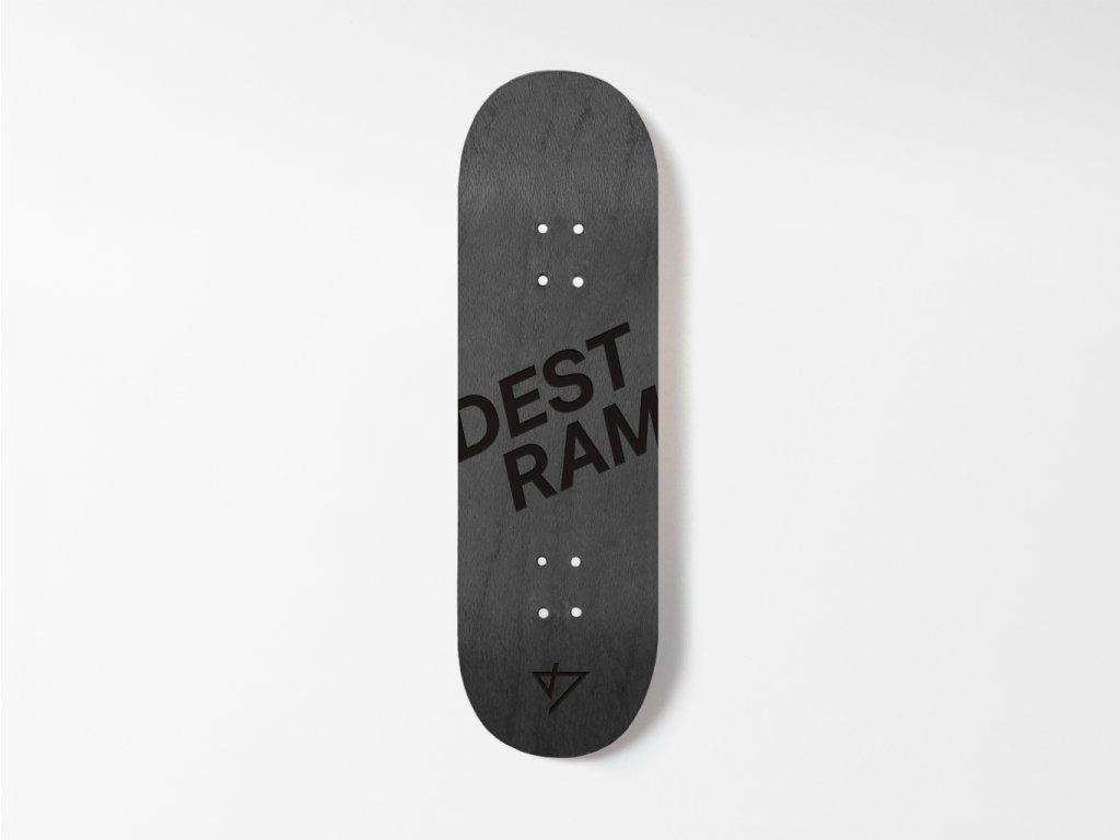 Dřevěná fingerboard deska Destram ANGLE