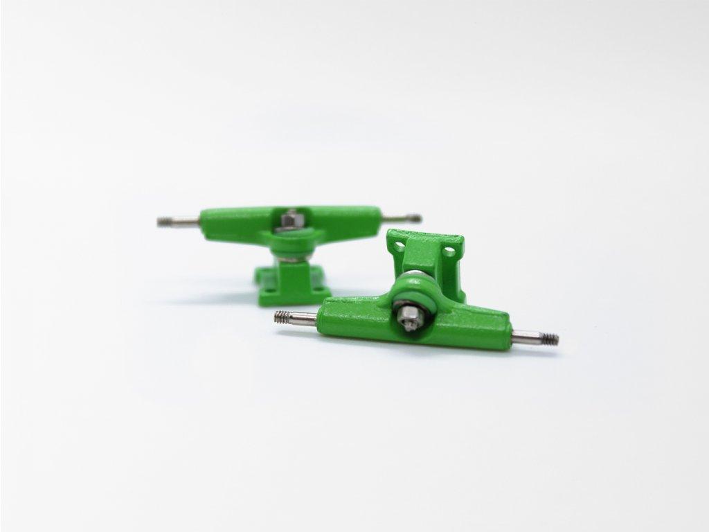 Fingerboard trucky Regular - Zelené