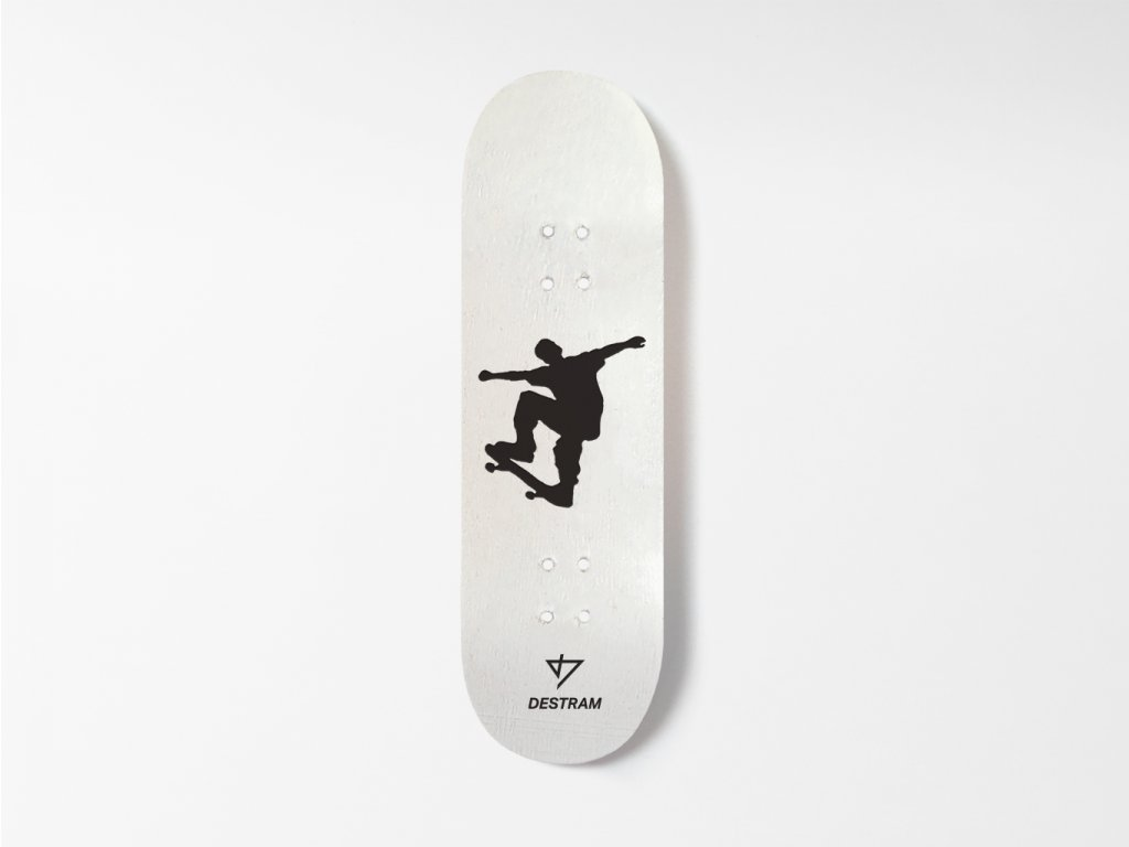 Dřevěná fingerboard deska SHADOW Slide