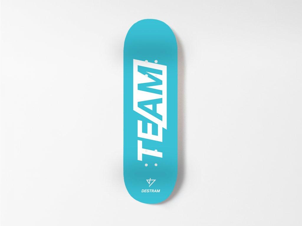 Dřevěná fingerboard deska TEAM Big